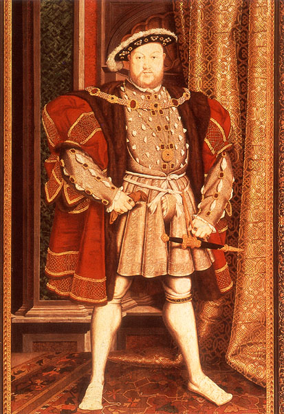 Henry viii – monarch and muse