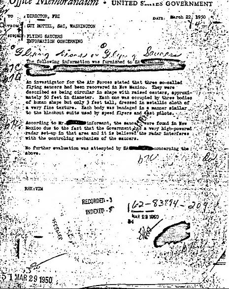 Guy-Hottel-FBI-UFO-Memo-1950
