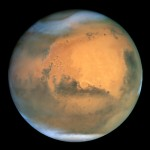Mars - Hubble