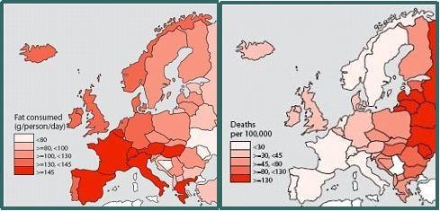 Fat Tax Map