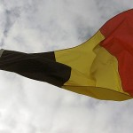Belgian Flag PD