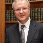 Olli Rehn-Γιώργος Α. Παπανδρέου Πρωθυπουργός της Ελλάδας