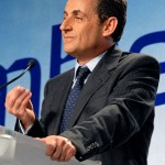 Nicolas Sarkozy - by Guillaume Paumier