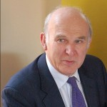 Vince Cable-by Andrew Sales