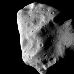 Asteroid Lutetia by ESA 2010 MPS for OSIRIS Team