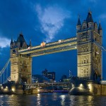 Tower Bridge in Twilight-By Diliff