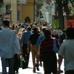 People on the move-FreeFoto.com