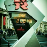 London Olympics countdown clock-by Chitrapa
