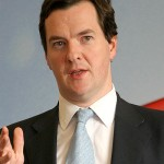George Osborne by M. Holland
