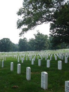 Arlington National Cemetery-By S. Chua