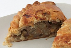 Cornish Pasty - By David Johnson
