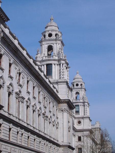 Treasury Building-by Gill Hicks
