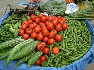 Vegetables-By Biswarup Ganguly