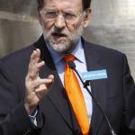 Mariano Rajoy by Iker Parriza