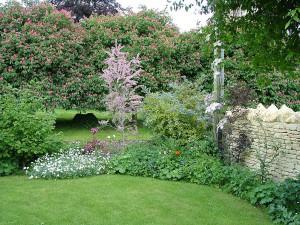 Garden by Mel Etitis