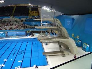 London 2012 Olympics Aquarics Centre
