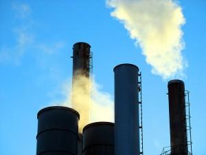 Industry Smoke by Uwe Hermann