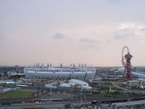 London 2012 Olympic Park by Matt Deegan