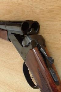 Shotgun action