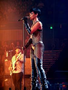 Rihanna - Brisbane