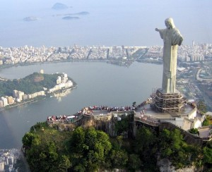 Corcovado Statue-By Klaus with K