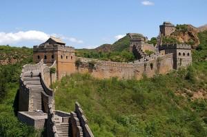 Great Wall of China by Jakub Hałun
