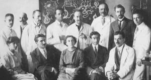 Alzhiemer and team