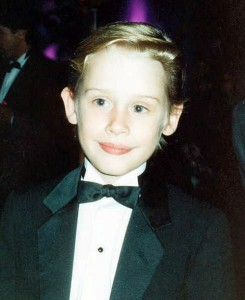 Macaulay Culkin in 1991