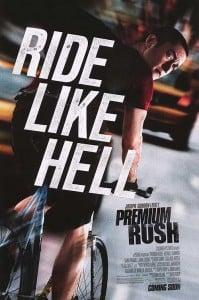 Premium Rush Ad