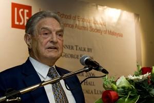 Soros in Malaysia
