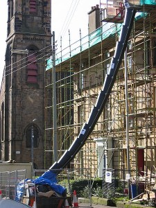 construction slide by Alisdair McDiarmid