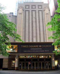 Times Square Church by Americasroof