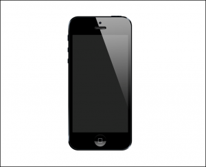 iPhone 5 by Zach Vega