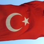 Turkish Flag by Thomas Maltby