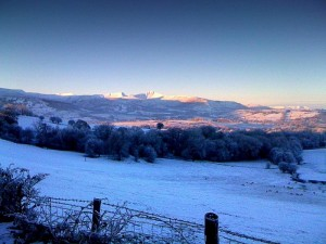 Brecon by Richard Henley Davis