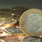 £2 coin by Ian Britton - FreeFoto.com