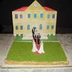 Symbolic Equal Marriage Cake by Giovanni Dall'Orto