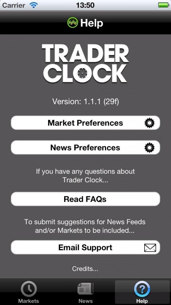 Trader Clock 2