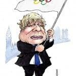 Boris Johnson by GaryBarker.co.uk