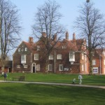 Christchurch Mansion by Andrew Hill