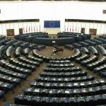 European Parliament by Cedric Puisney