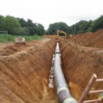 Gas Pipeline by Rosemary Oakeshott