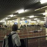 Heathrow Immigration by Jnpet