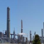 Oil Refinery by Leonard G (via Wikimedia Commons)