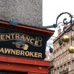Pawnbroker Sign by Thomas Nugent