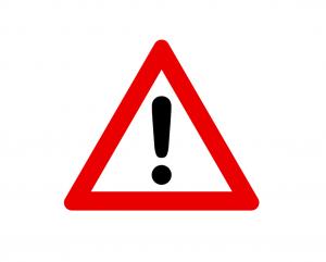 Warning Sign (PD)