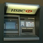 HSBC Cash Machine
