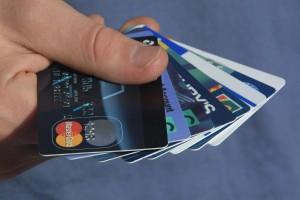 Plastic cards - FreeFoto.com