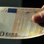 Euro Bank Note - FreeFoto.com