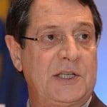Embattled President of Cyprus Nicos Anastasiades